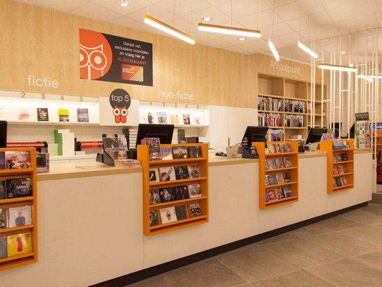 TVI - projecten - retail - Standaard Boekhandel Antwerpen 1